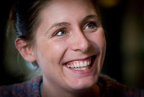 New Zealand novelist Eleanor Catton. Photo / Sarah Ivey