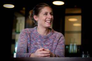 New Zealand novelist Eleanor Catton.Photo / Sarah Ivey