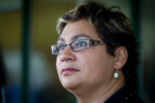 Green Party co-leader Metiria Tureii. Photo / Sarah Ivey