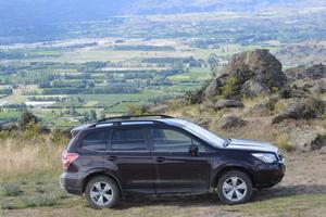 Subaru Forester. Photo / Supplied