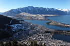 The beautiful city of Queenstown. Photo / Doug Sherring