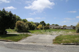 Christchurch residents affected by earthquake damaged houses have moved to the outer areas of the city. File photo / APN