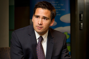 Simon Bridges said facing off against John Campbell was the right thing to do.
