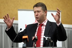 Labour's new leader David Cunliffe
