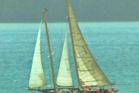 Missing schooner Nina PHOTO / STEPHEN WESTERN