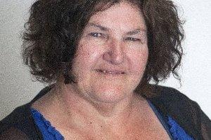 wta310713supcherie.JPG Wairarapa Times-Age senior reporter Cherie Taylor.