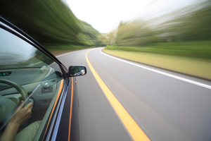Two drivers caught speeding have had their licenses disqualified. Photo / Thinkstock