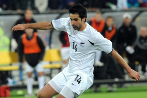 Rory Fallon famously scored the winner against Bahrain to send the All Whites to the World Cup.