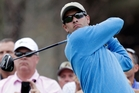 Adam Scott finished with a seven-under 64 over the Port Royal Golf Course to win by two shots. Photo / AP