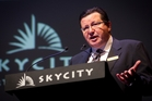 SkyCity CEO Nigel Morrison. Photo / Natalie Slade