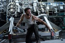 Hugh Jackman as Wolverine. Photo / AP