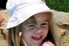 A picture released by the McCann family of Madeleine McCann on May 3, 2007, the same day she went missing from the family's holiday apartment. Photo / AFP