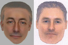 Undated efit images believed to be of the same man seen in Praia da Luz at the time of Madeleine McCann's disappearance. Photo / Metropolitan Police