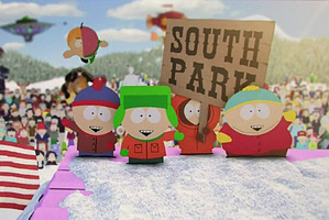 The characters of South Park.
