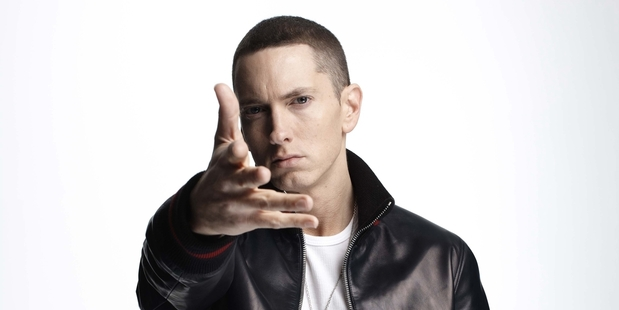 Eminem will be performing at hip-hop festival, Rapture, in February.