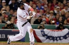 Shane Victorino says the Red Sox will have to be at the top of their game when they play the Cardinals. Photo / AP