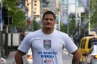 Willie Mason, who is promoting the Auckland Nines, says he's not the villain he's often portrayed to be. Photo / Brett Phibbs