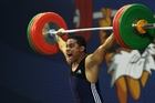 Commonwealth gold means a great deal to Nauru weightlifter Yukio Peter.