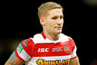 The Australian public is hoping Sam Tomkins lives up to the hype. Photo / Getty Images