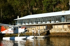 At Berowra Waters Inn, you'll feel as if you've set off on a river cruise.