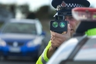 CRACKDOWN: This Labour Weekend the speed tolerance will be 4km/h.PHOTO/FILE