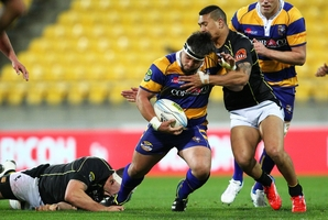 Steamers props Kane Hames, pictured, and Joe Royal have been selected to play for the Maori All Blacks. Photo / File