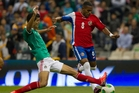 New Phoenix signing Kenny Cunningham helped Costa Rica draw against Mexico at the Azteca in a June World Cup qualifier. Photo / AP