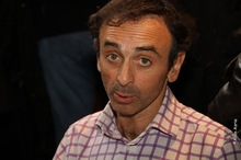 French writer and political journalist Éric Zemmour.Photo / Creative Commons