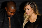Kanye West and Kim Kardashian are engaged, it has been confirmed. Photo / AP
