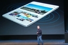 "Apple unveiled a new, thinner, lighter tablet called the ""iPad Air"" and a high-resolution iPad Mini. Analysts say the will help Apple regain the role of the dominant tablet maker."