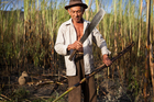 Sugarcane workers, Brazil.  Photo / Tatiana Cardeal