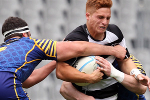 Ihaia West of Hawkes Bay in action during the ITM Cup semifinal match between Otago and Hawke's Bay at Forsyth Barr Stadium. Photo / Getty Images.