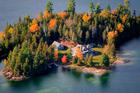 $1.6m Ile de la Baie Bertrand in Quebec, Canada.