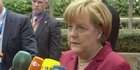 Watch: Merkel: spying between friends 'just not done