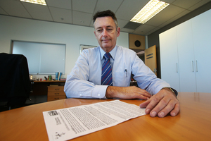 A report by credit rating agency Standard & Poor's predicts the council's debt will grow by more than 10 per cent over the next three years. Photo / Joel Ford