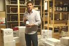 Simon Ward, director of Webb's fine wine department. Photo / Supplied.