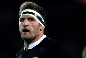Kieran Read. Photo / Getty Images
