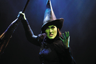 M.A.C. makeup is used to transform Jemma Rix into Wicked's Elphaba.