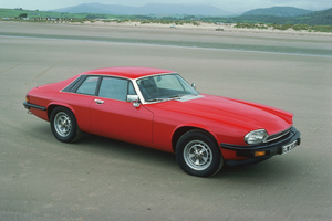 The Jaguar XJS has gone from ugly to classic.