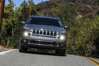 The Jeep Cherokee Limited on the roads around LA. Photo / Supplied