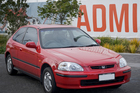 The 1996 Honda Civic VTi S These popular used cars are well regarded due to their versatility, dependability, exciting drive and good looks. They are very economical to run.