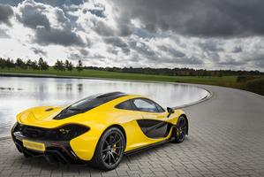 The McLaren P1. Photo / Supplied