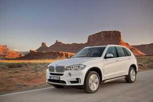 BMW's new technology-loaded X5 goes on sale in a week, costing only 1.5 per cent more than its predecessor.