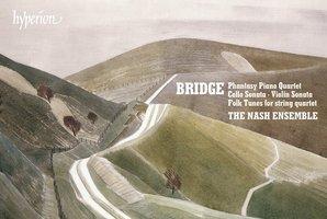 CD cover: The Nash Ensemble.