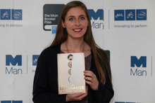 The ebook of Eleanor Catton's The Luminaries was available on Mega.co.nz. Photo / AP