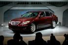This Jan. 13, 2008, file photo, shows the 2009 Hyundai Genesis at the North American International Auto Show in Detroit. Photo / AP