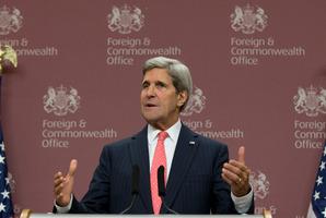 U.S. Secretary of State John Kerry. Photo / AP