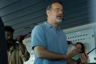 Tom Hanks plays the titular role in <i>Captain Phillips</i>. Photo / AP