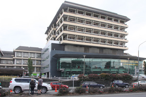 Christchurch Public Hospital. File photo / APN