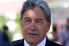 NZ First leader Winston Peters says fund managers have sucked hundreds of millions in fees from the Kiwisaver scheme. File photo / Sara Ivey